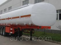 Xingyang XYZ9402GRY flammable liquid tank trailer