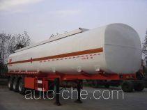 兴扬牌XYZ9403GHY型化工液体运输半挂车