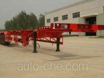 Xingyang XYZ9403TJZG container transport trailer