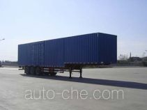 Xingyang XYZ9403XXY box body van trailer