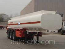 兴扬牌XYZ9404GHY型化工液体运输半挂车