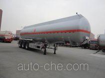 兴扬牌XYZ9404GRYA型易燃液体罐式运输半挂车