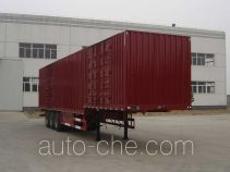 Xingyang XYZ9404XXY box body van trailer