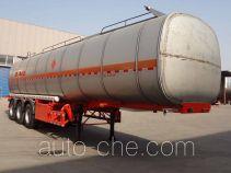 Xingyang XYZ9407GRYA flammable liquid tank trailer
