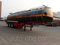 Xingyang XYZ9407GRYF flammable liquid tank trailer