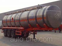 Xingyang XYZ9408GRY flammable liquid tank trailer