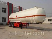 Xingyang XYZ9408GRYA1 flammable liquid tank trailer