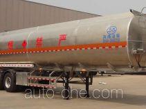 Xingyang XYZ9409GRYL flammable liquid aluminum tank trailer