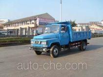 Lantian XZ5815CD low-speed dump truck