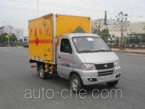 Zhongchang XZC5020XQY4 explosives transport truck