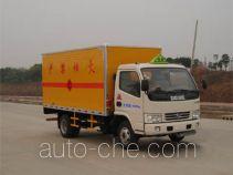 Zhongchang XZC5041XQY4 explosives transport truck