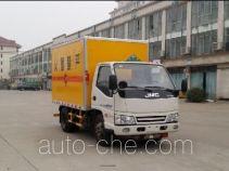 Zhongchang XZC5046XQY4 explosives transport truck