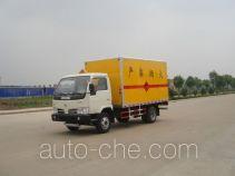 中昌牌XZC5050XQY3型爆破器材运输车