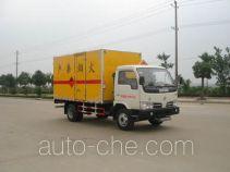 Zhongchang XZC5050XQY3 explosives transport truck