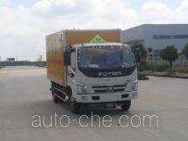 Zhongchang XZC5069XQY4 explosives transport truck