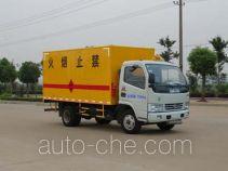 Zhongchang XZC5071XQY4 explosives transport truck