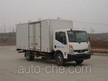 Zhongchang XZC5076XXY4 box van truck