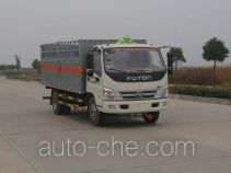 Zhongchang XZC5079TQP4 gas cylinder transport truck