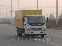 Zhongchang XZC5090XQY4 explosives transport truck