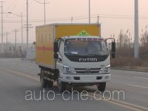 Zhongchang XZC5090XQY4 explosives transport truck