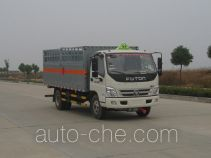 Zhongchang XZC5099TQP4 gas cylinder transport truck