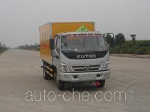 Zhongchang XZC5099XQY4 explosives transport truck