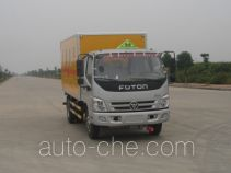 Zhongchang XZC5099XQY4 explosives transport truck