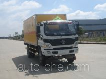 Zhongchang XZC5129XQY4 explosives transport truck