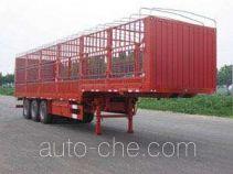 中昌牌XZC9281CXY型仓栅式运输半挂车