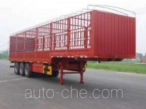 中昌牌XZC9390CXY型仓栅式运输半挂车
