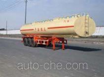 飞驼牌XZH9390GYY型运油半挂车