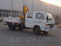 XCMG XZJ5060JSQL4 truck mounted loader crane