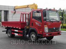 徐工牌XZJ5040JSQZ4型随车起重运输车