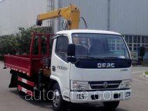 徐工牌XZJ5041JSQD5型随车起重运输车