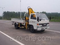 徐工牌XZJ5050JSQL4型随车起重运输车