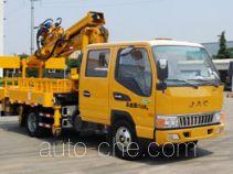 XCMG XZJ5071TQXH5 guardrail and fence repair truck
