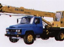 海虹牌XZJ5095JQZ8C型汽车起重机