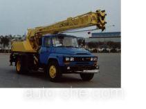 海虹牌XZJ5100JQZ8D型汽车起重机