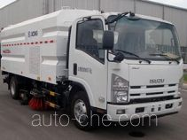 XCMG XZJ5101TXSQ4 street sweeper truck