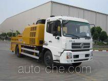 徐工牌XZJ5121THB型车载式混凝土泵车