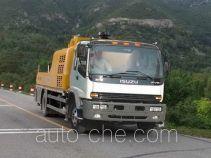 徐工牌XZJ5130THB型车载式混凝土泵车
