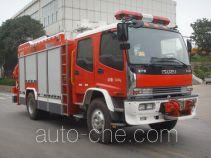徐工牌XZJ5142TXFJY230/A1型抢险救援消防车