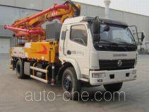 徐工牌XZJ5150THBD型混凝土泵车