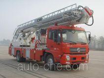 徐工牌XZJ5154JXFDG22/C1型登高平台消防车