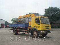 徐工牌XZJ5122JSQD4型随车起重运输车