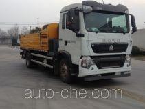XCMG XZJ5161THB бетононасос на базе грузового автомобиля
