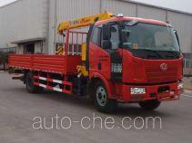 XCMG XZJ5163JSQJ4 truck mounted loader crane