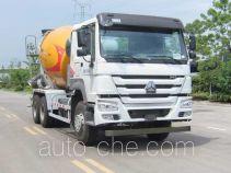 徐工牌XZJ5250GJBB1型混凝土搅拌运输车