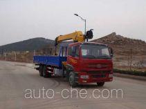 徐工牌XZJ5251JSQJ4型随车起重运输车