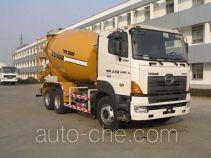 Liebherr XZJ5253GJBFS concrete mixer truck